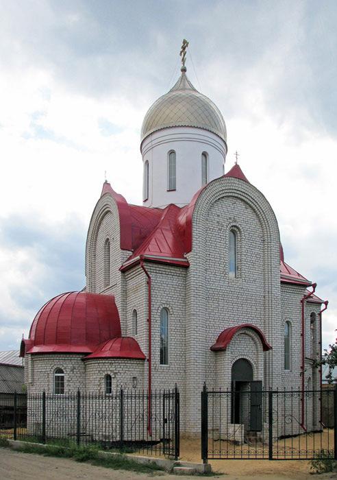 Храм святого георгия воронеж
