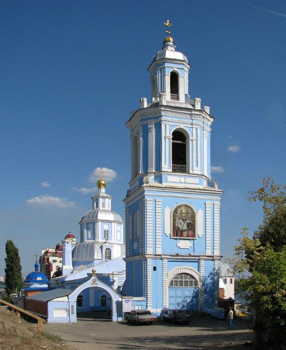 Николаевская церковь в Воронеже