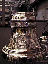Освящение колоколов  Свято-Троицкого храма, г. Воронеж
